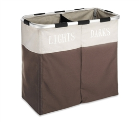 College laundry pop ups hampers baskets dorm room stuff you can use - Whites and darks laundry basket ...